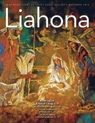 December 2010 Liahona - Jesu Kristi Kirke af Sidste Dages Hellige