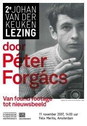 LEZING - Website van de stichting Arts & Ex