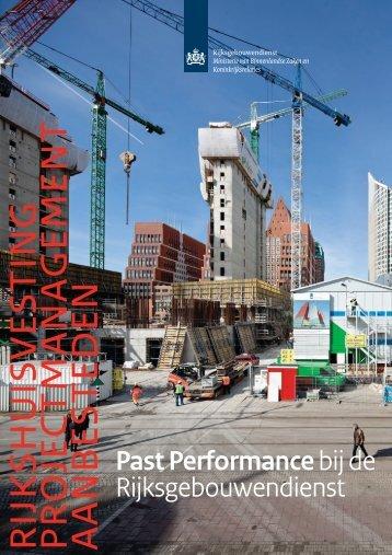 Past Performance - Rijksgebouwendienst