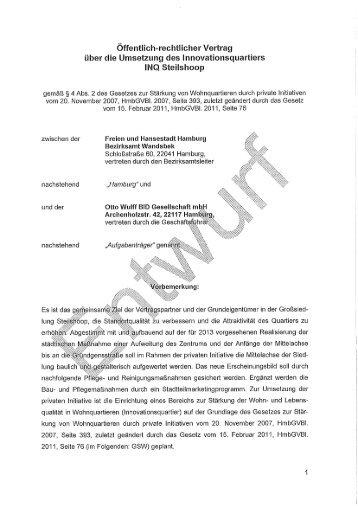 Vertrag Brandschutz Rettungsdienst Pdf 29 Mb Hafenausschuss
