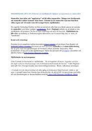PRESSRELEASE 2011-04-29:Konst av mjölktänder ... - Mynewsdesk