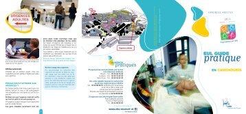 Guide des urgences en cauchois - CHU de Rouen