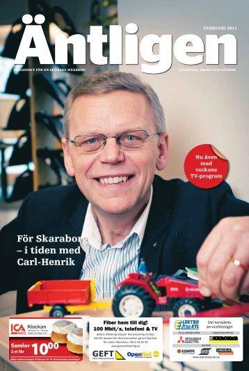 För Skaraborg – i tiden med Carl-Henrik - Länstidningen