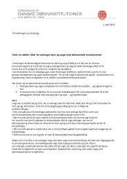 Mail FTs socudv 1april2011_BUoekonomi.pdf - Foreningen af ...