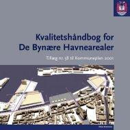 Kvalitetshåndbog for De Bynære Havnearealer - Urban Mediaspace ...