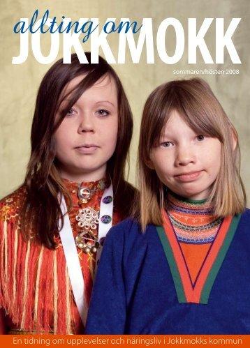 En tidning om upplevelser och näringsliv i Jokkmokks kommun