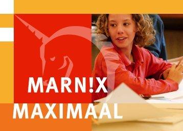 brochure online - Marnix Gymnasium