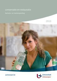 Download de brochure - Universiteit Antwerpen