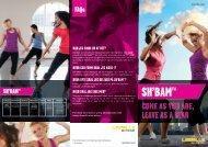 SH'BAM™ - Sundhedscenter Bornholm