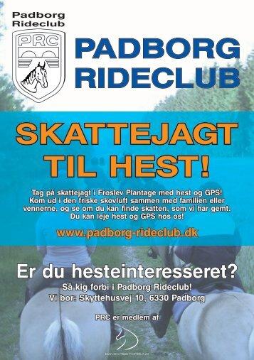 Folder 1 - Padborg Rideclub