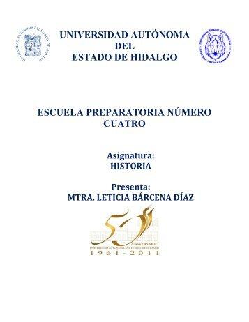 ¿Es posible llegar a la verdad historica - Universidad Autónoma del ...