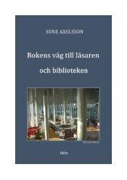 Bokens väg till läsaren och biblioteken - Akfeo