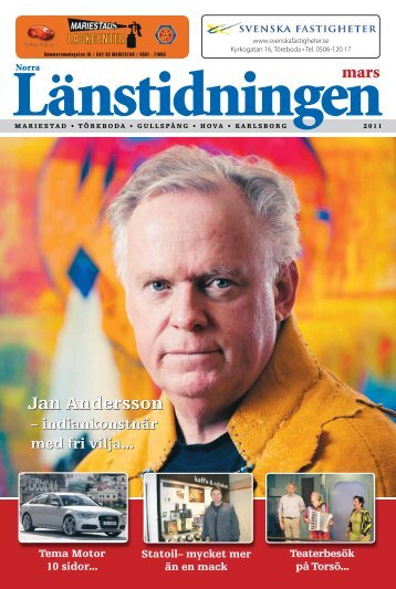 Jan Andersson Jan Andersson - Länstidningen