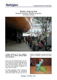 2009 03 11 3 og 4 årgang i Operaen - Uglegaardsskolen