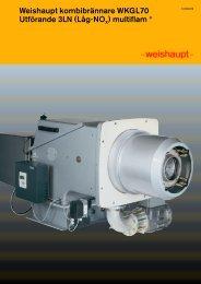 Ladda ner broschyr 1.4 MB (pdf) - WEISHAUPT