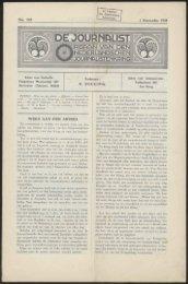1 September 1938 H. DEKKING. WEER AAN DEN ARBEID.