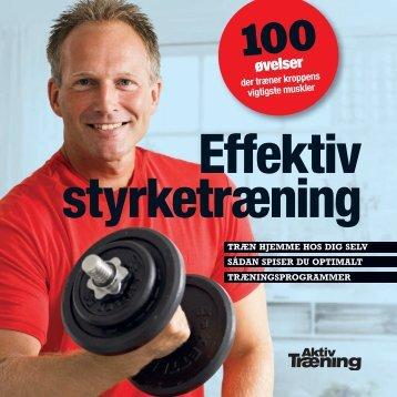 øvelser - Aktiv Træning