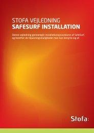 Installation af SafeSurf - Stofa
