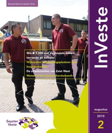 InVeste augustus 2010 - Seyster Veste