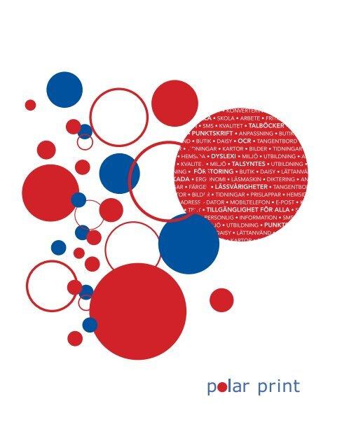 broschyren om utredning - Polar Print 6419aa609db54