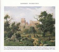 fra borg til ruin - Bornholms Historiske Samfund