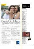 Emelie vann resan till Stockholm Kalla fakta om ... - Tobaksfri Duo - Page 3