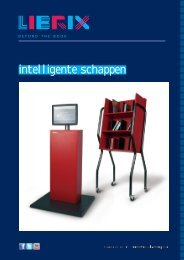 Librix factsheet Intelligente schappen DOWNLOAD