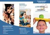 Wir bieten professionellen nachhilfe-Unterricht ... - Lern Werkstadt