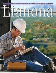 Februari 2007 Liahona