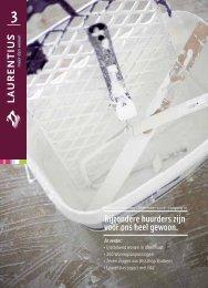 Bewoners Magazine 04 - September 2006 - Laurentius Wonen, Breda