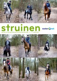 Nieuws uit de AmsterdAmse wAterleidiNgduiNeN | nr. 64 ... - Waternet