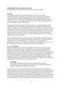 Hvem tar ansvaret for fagterminologien? - Språkrådet - Page 7