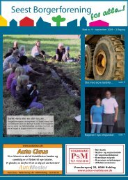 September '09 - Download - Seest Borgerforening