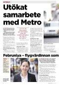 storsatsning med metro det dubbla ansvaret bloggen ... - Riksmedia - Page 4