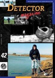 Detector Magazine 42 - De Detector Amateur