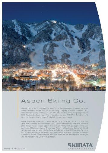Aspen Skiing Co.