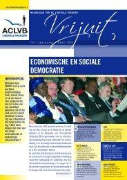 ECONOMISCHE EN SOCIALE DEMOCRATIE 16 - Aclvb