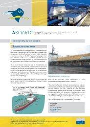 BEDRIJVEN IN DE KIJKER - Shortsea Shipping Vlaanderen