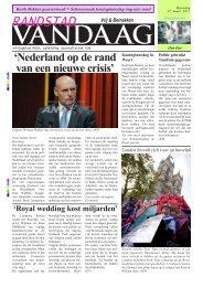 RANDSTAD - Erasmus Journalisten