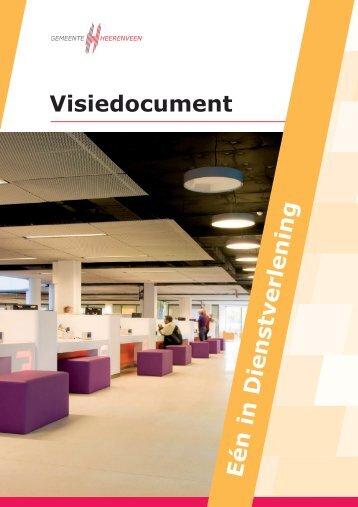 Visiedocument - Gemeenteraad Heerenveen