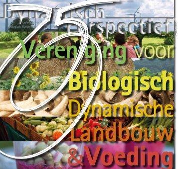 Dynamisch portret BD-Vereniging