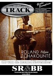 CD van de maand November - Stichting Rhythm & Blues Breda