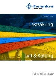 Lyft & Kätting Lastsäkring - Forankra ABT AB