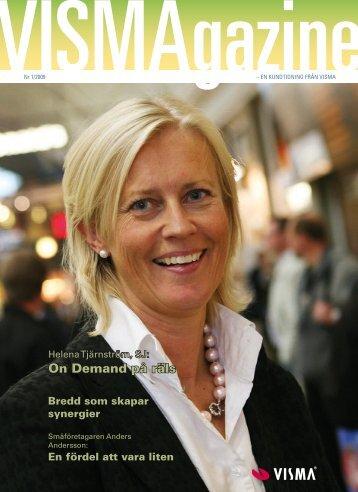 On Demand på räls On Demand på räls - Mynewsdesk