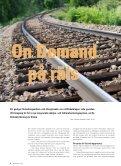 On Demand på räls On Demand på räls - Mynewsdesk - Page 6