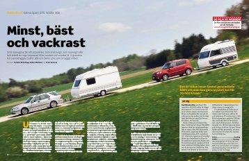 Dubbeltest - Allt om Husvagn & Camping
