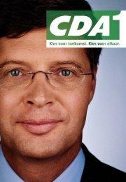 CDA-verkiezingsprogramma 2006 (PDF)
