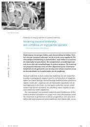Invoering passend onderwijs - Landelijk steunpunt ZAT