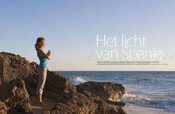 Tijdens een yogavakantie aan de Spaanse zuidkust ... - Yogadelaluz
