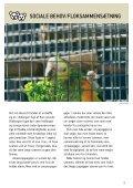 SÅDAN PASSER DU DIN AMAZONPAPEGØJE - Dyrenes Beskyttelse - Page 3